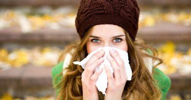 10 способов не заболеть этой осенью