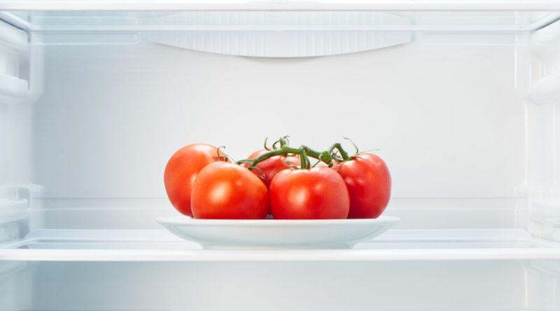 Можно ли хранить помидоры в холодильнике?