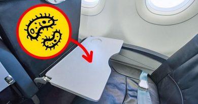 Малоизвестные факты о полётах на самолёте