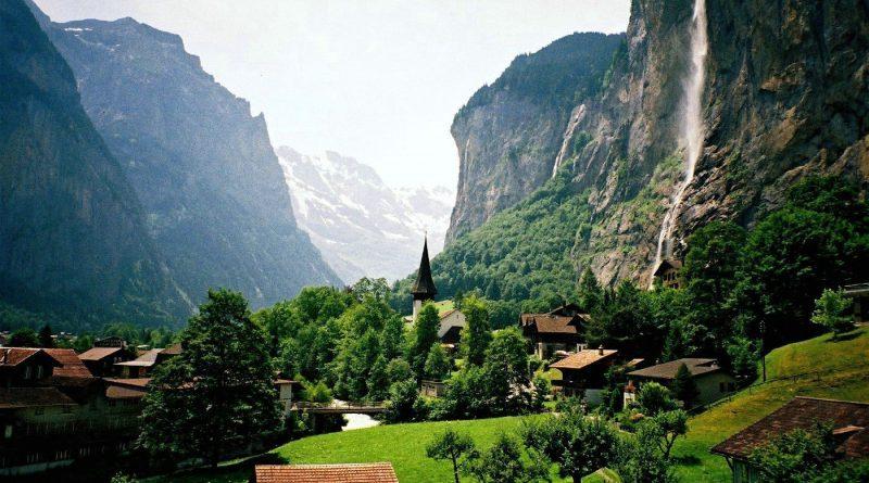 10 причин отправиться в Швейцарию