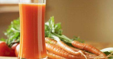 Овощной сок на зиму