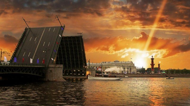 10 любопытных фактов о Санкт-Петербурге