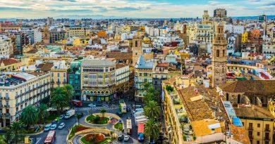 5 городов Испании, которые вас вдохновят