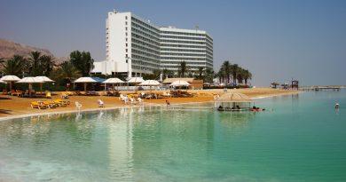 Курорты Израиля и полезная тур информация