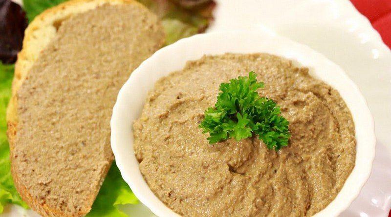 Домашний паштет, вкусный и натуральный продукт