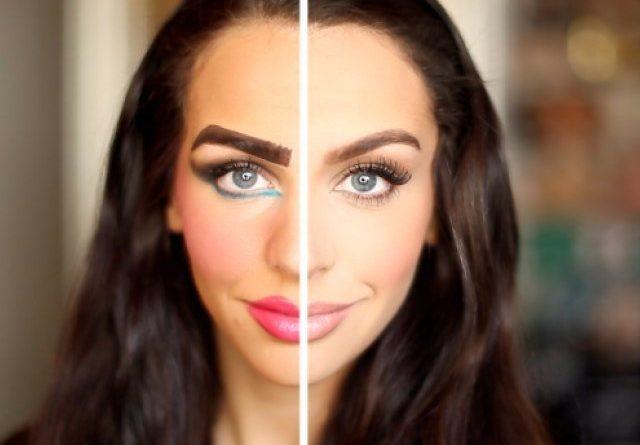 10 ошибок макияжа, которые вас старят