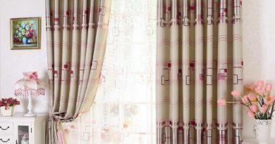 Как выбрать комнатные занавески