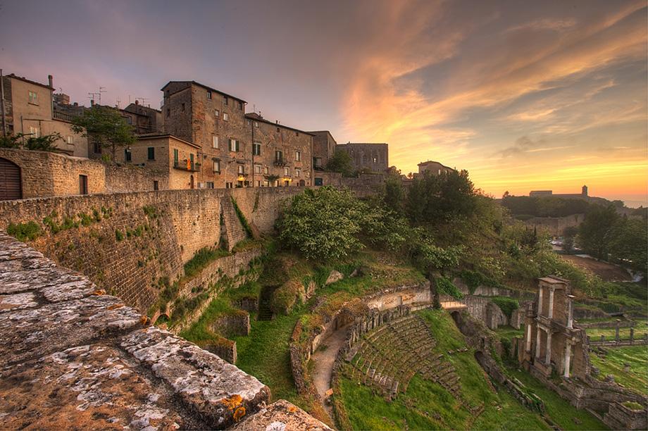 5 интересных городков Тосканы