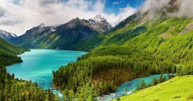 30 мест в России, которые стоит увидеть, пока живёшь на свете