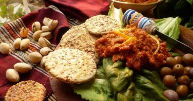 Национальная кухня Алжира