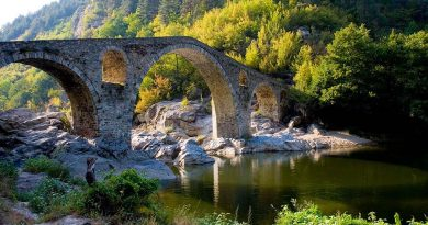 Интересные места Болгарии