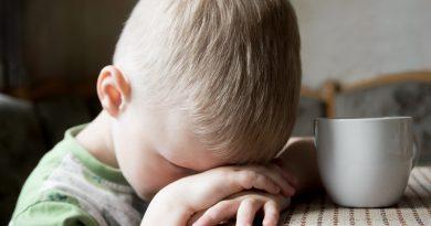 Как справится с вечерним переутомлением малыша?