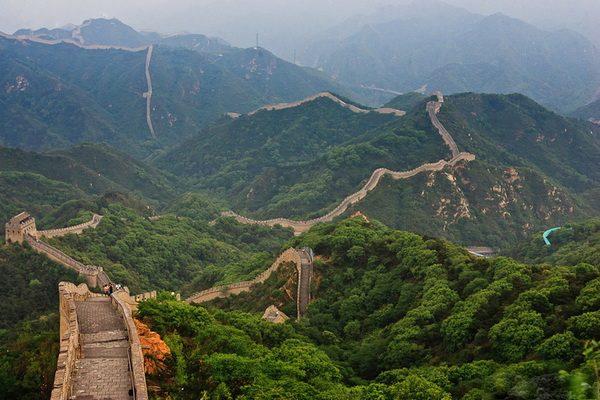 До Великой Китайской стены существовала еще одна!