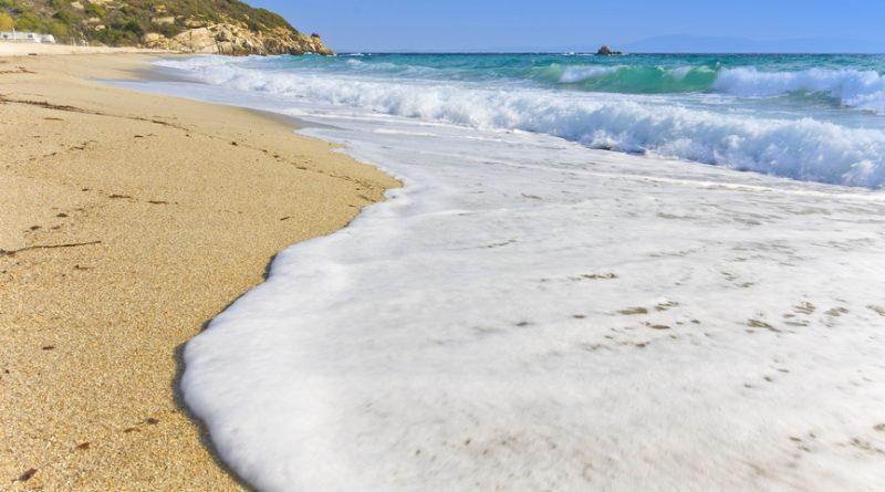 Под флагом голубым: лучшие пляжи Греции