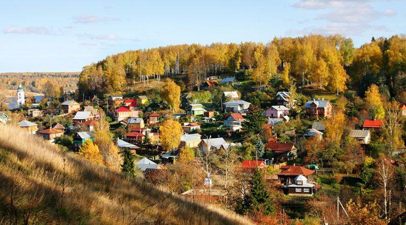 Куда поехать на выходные из Москвы: 5 российских городов для осеннего уикенда