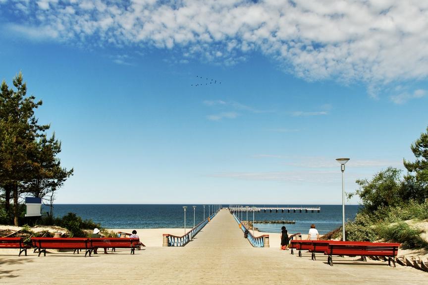 Своя» заграница: лучшие курорты Эстонии, Латвии и Литвы