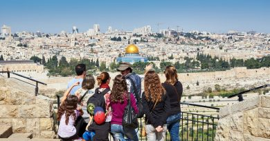 Иерусалим за три дня: куда сходить и что посмотреть