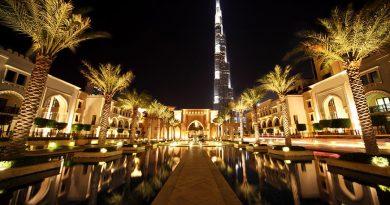 Во‑первых, это красиво. Зачем ехать в отпуск в Дубай