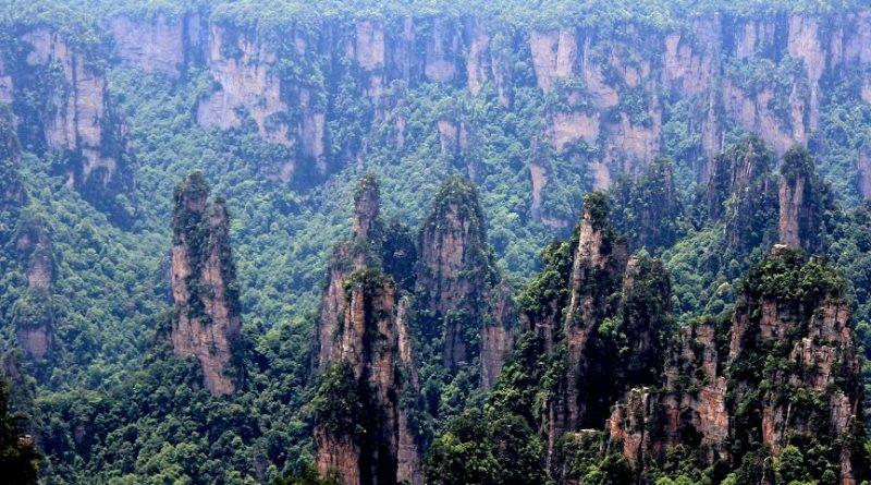 На родине Аватара. Путешествие в самый космический природный парк Китая