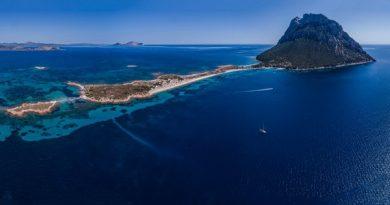 Крошечное королевство Таволара – остров-скала