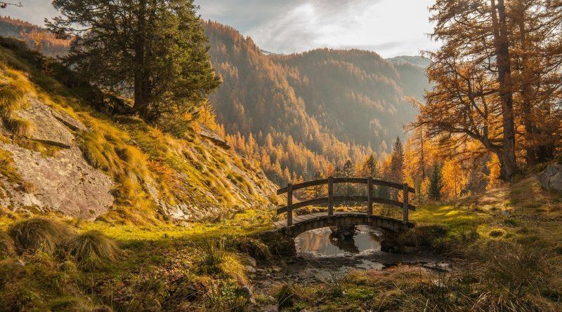 Куда поехать осенью: 6 прекрасных мест в разных частях света