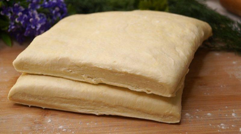 Песочно-слоеное тесто. Идеально для любой выпечки