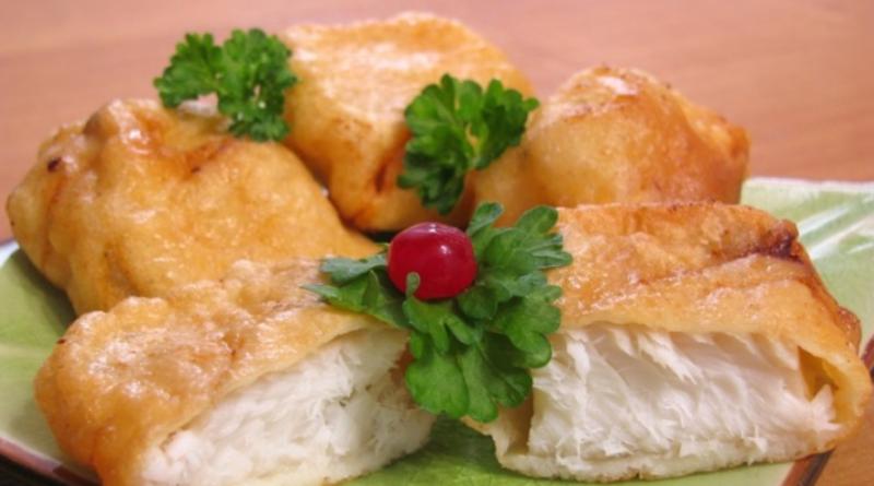 6 рецептов рыбы в кляре