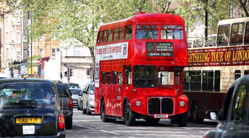 Об общественном транспорте в Лондоне