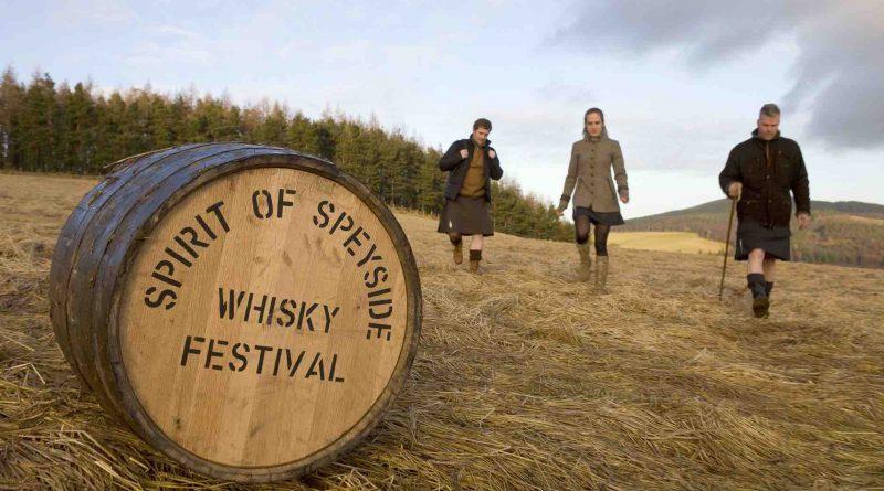 Ежегодный фестиваль виски в Шотландии.