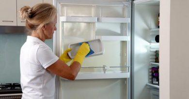 Как быстро разморозить холодильник?