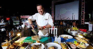 Праздник живота в Дубае. Как проходит знаменитый арабский Фестиваль Еды