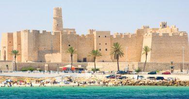 Интересные места в центре Туниса