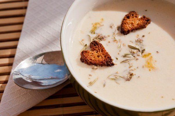 Пять осенних крем-супов, которые можно приготовить за 30 минут