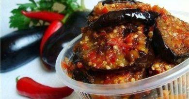 Острый салат «Манжо» (готовим на зиму)