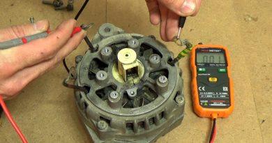 Как проверить генератор автомобиля?!