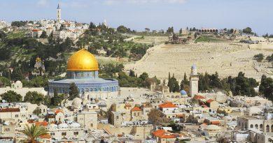 """10 мест в Иерусалиме, о которых не знают """"пакетные"""" туристы"""
