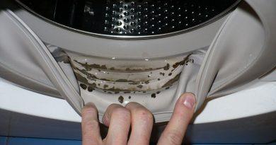Как избавиться от плесени в стиральной машинке