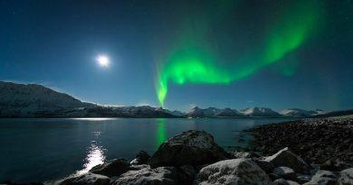 10 лучших мест в мире, где можно увидеть северное сияние