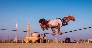 Курс на ЗОЖ. 5 способов провести здоровый отпуск в Дубае