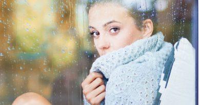 Как похудеть осенью, когда ничего не хочется делать?