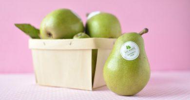 Что за цифры на наклейках на фруктах?