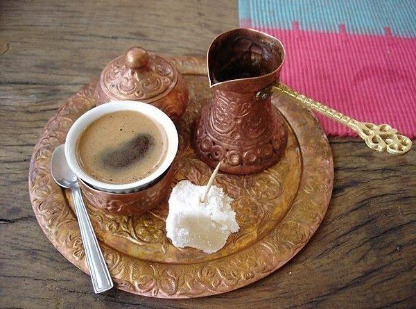 Кофе по-египетски