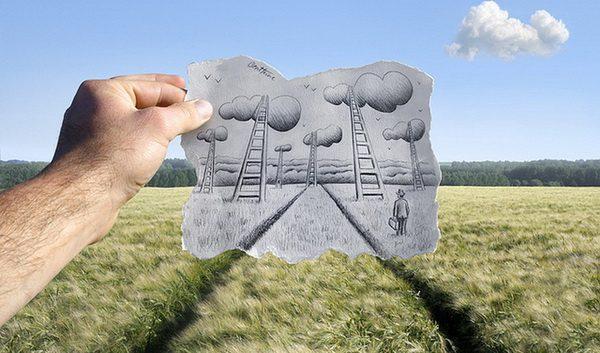 Мозг воспринимает реальность и воображение по-разному