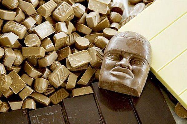Самые необычные виды шоколада