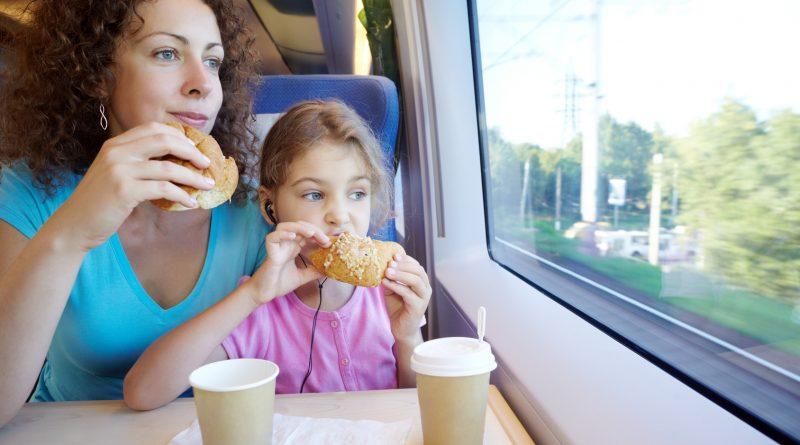 Что взять с собой в поезд