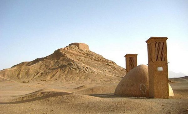 Холодильник древних персов — яхчал