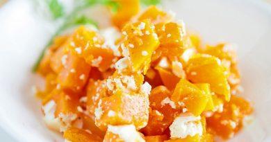 Запеканка из творога и тыквы: самый простой и вкусный рецепт