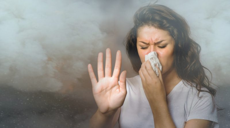 Как устранить запах гари?