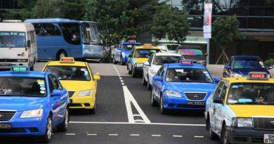 В Сингапуре пьяный турист побил пожилого таксиста