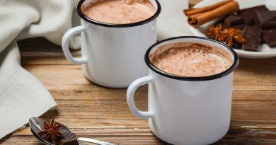 Рецепт вкусного какао «как в детском саду»